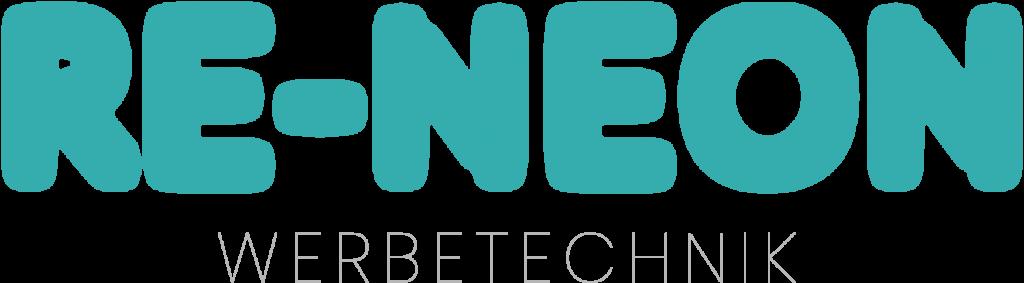 RE-Neon Werbetechnik Logo